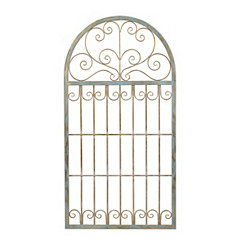 Seraphina Arch Metal Wall Plaque