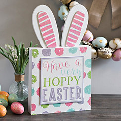 A Very Hoppy Easter Wall Plaque