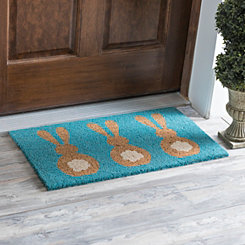 Bunny Backside Doormat