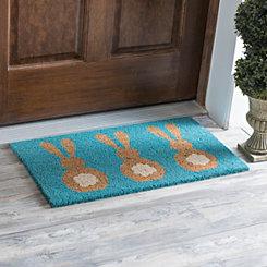 Bunny Backside Doormat