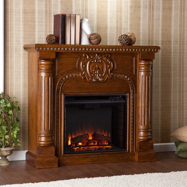 Electric Fireplace Video