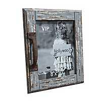 Rustic Barn Door Picture Frame, 8x10