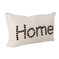 Home Natural Catalina Pillow