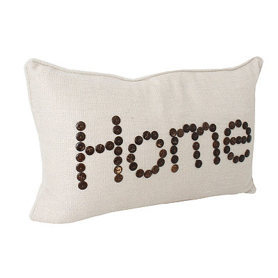 Home Natural Catalina Pillow