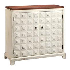 Pyramid Block Cabinet