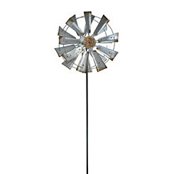 Windmill Spinner Yard Stake