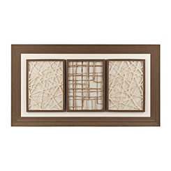 Natural Fiber Paper Shadowbox