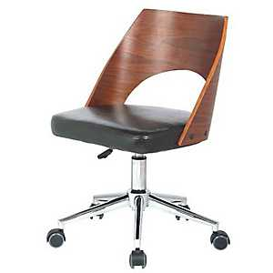 Dustin Wooden Office Chair