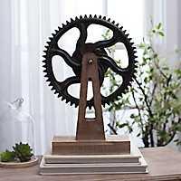 Industrial Gear Figurine