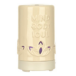 Mind, Body, Soul Ultrasonic Essential Oil Diffuser