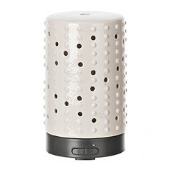 Tan Hobnail Essential Oil Diffuser
