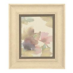 Floral Vision I Framed Art Print
