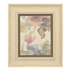 Floral Vision II Framed Art Print