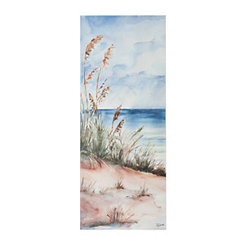 Sea View I Canvas Art Print