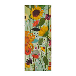 Blooming Color I Canvas Art Print