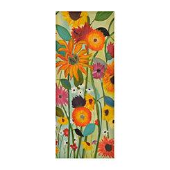 Blooming Color II Canvas Art Print
