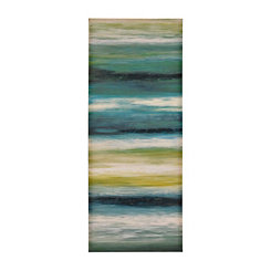 Navy Abstract I Canvas Art Print