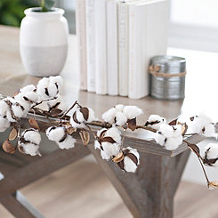Cotton Garland, 48 in.