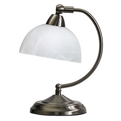 Modern Mini Banker's Desk Lamp