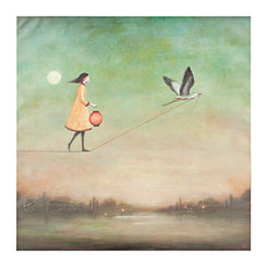 I Can Fly Canvas Art Print