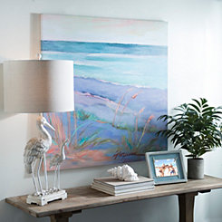 Ocean Scene Canvas Art Print