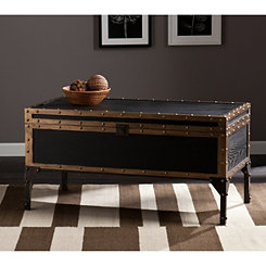 Hypatia Travel Trunk Coffee Table