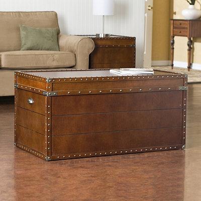 Lovelace Trunk Coffee Table