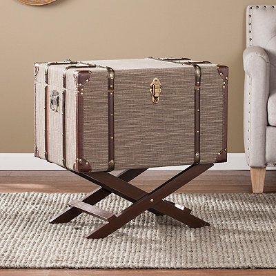 Nansen File Trunk Table