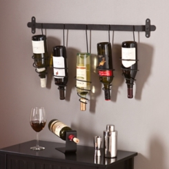 Trigny Wall Mounted Wine Rack