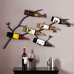 Manchester Wall Mounted Wine Rack