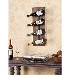 Chesterfield Wall Mounted Wine Rack