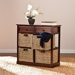 Zamba 6-Drawer Storage Chest with Baskets