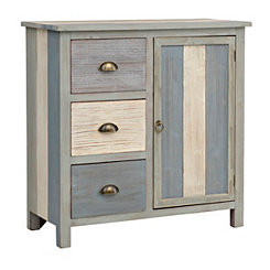Sanibel 3-Drawer Cabinet