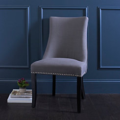 Charcoal Paige Dining Chair
