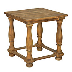Tivoli Wood Accent Table