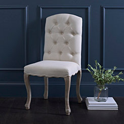 Kerri Linen Dining Chair