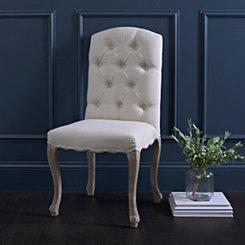 Kerri Linen Dining Chair