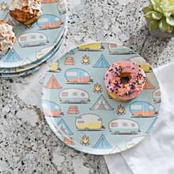 Outdoor Adventurer Dinner Plates, Set of 4