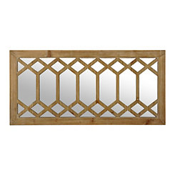 Gatehill Paned Wall Mirror