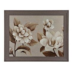 Magnolia Garden Framed Art Print