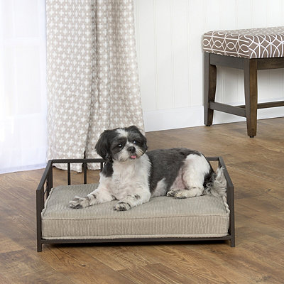 Isabella Metal Bone Pet Bed