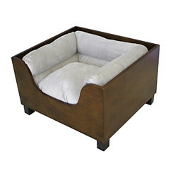 Kingsley Wooden Pet Bed