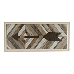 Jessie Rustic Arrow Shadowbox