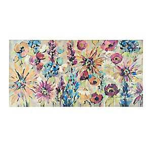 May Garden Canvas Art Print