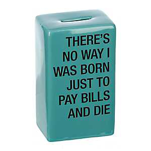 Pay Bills Coin Bank