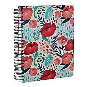 Watercolor Floral Sketchbook