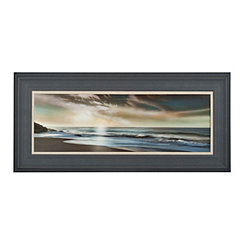 Tranquil Sea Framed Art Print