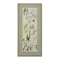 Cherry Blossom II Framed Art Print