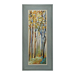Standing Tall Fall I Framed Art Print