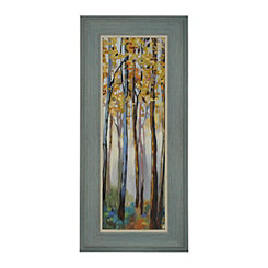Standing Tall Fall II Framed Art Print
